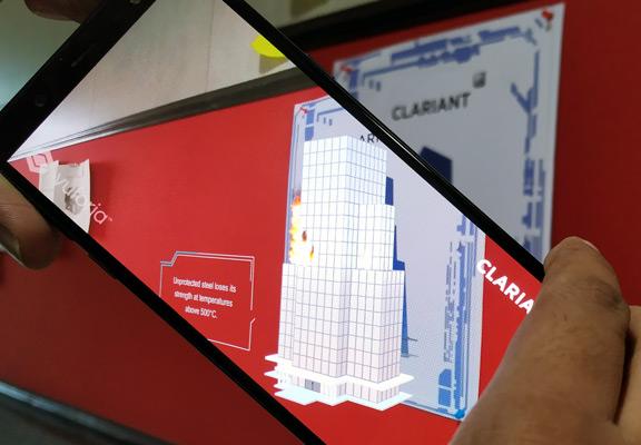 Clariant - AR Innovation