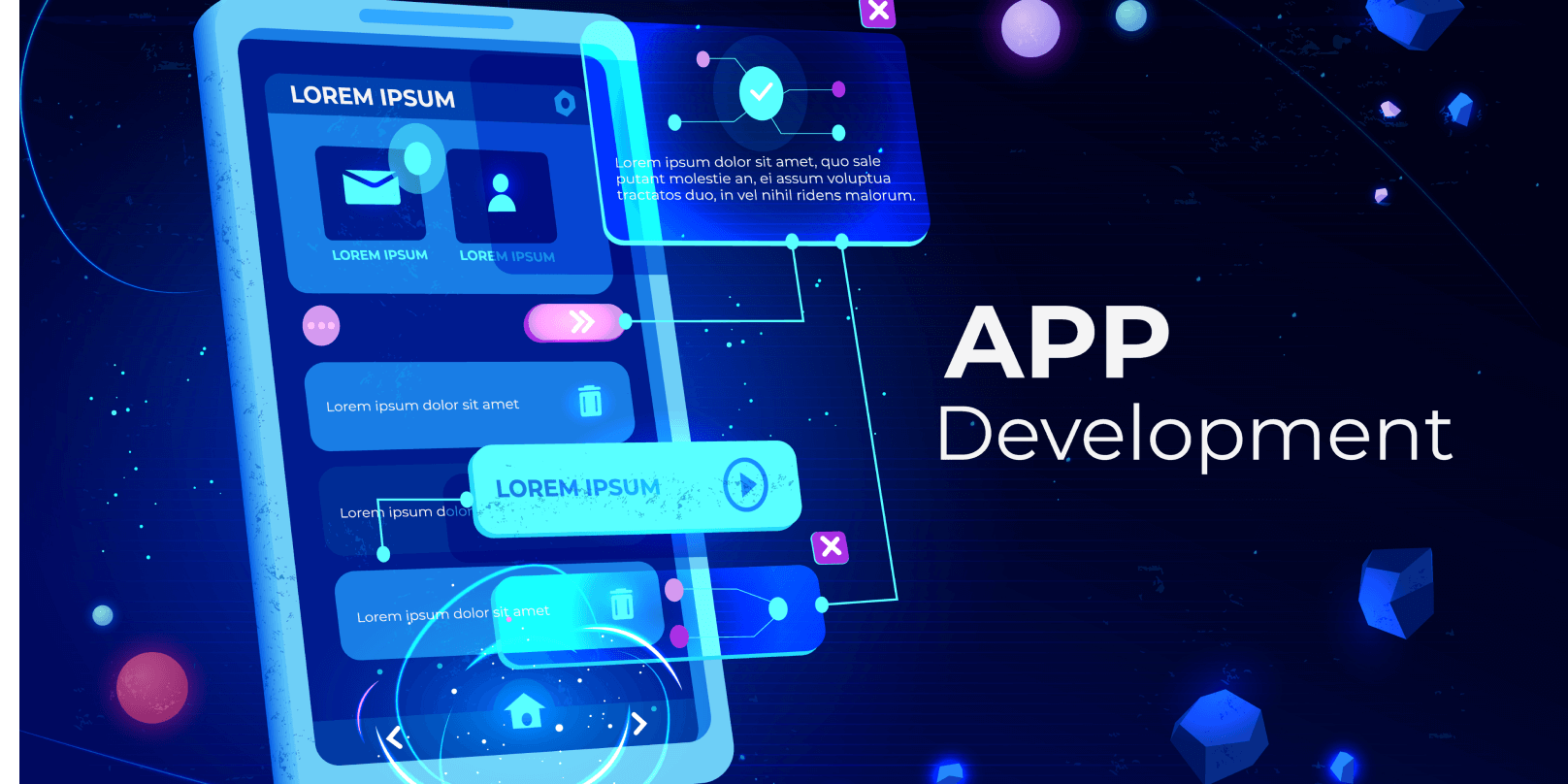 The best technologies for mobile apps development